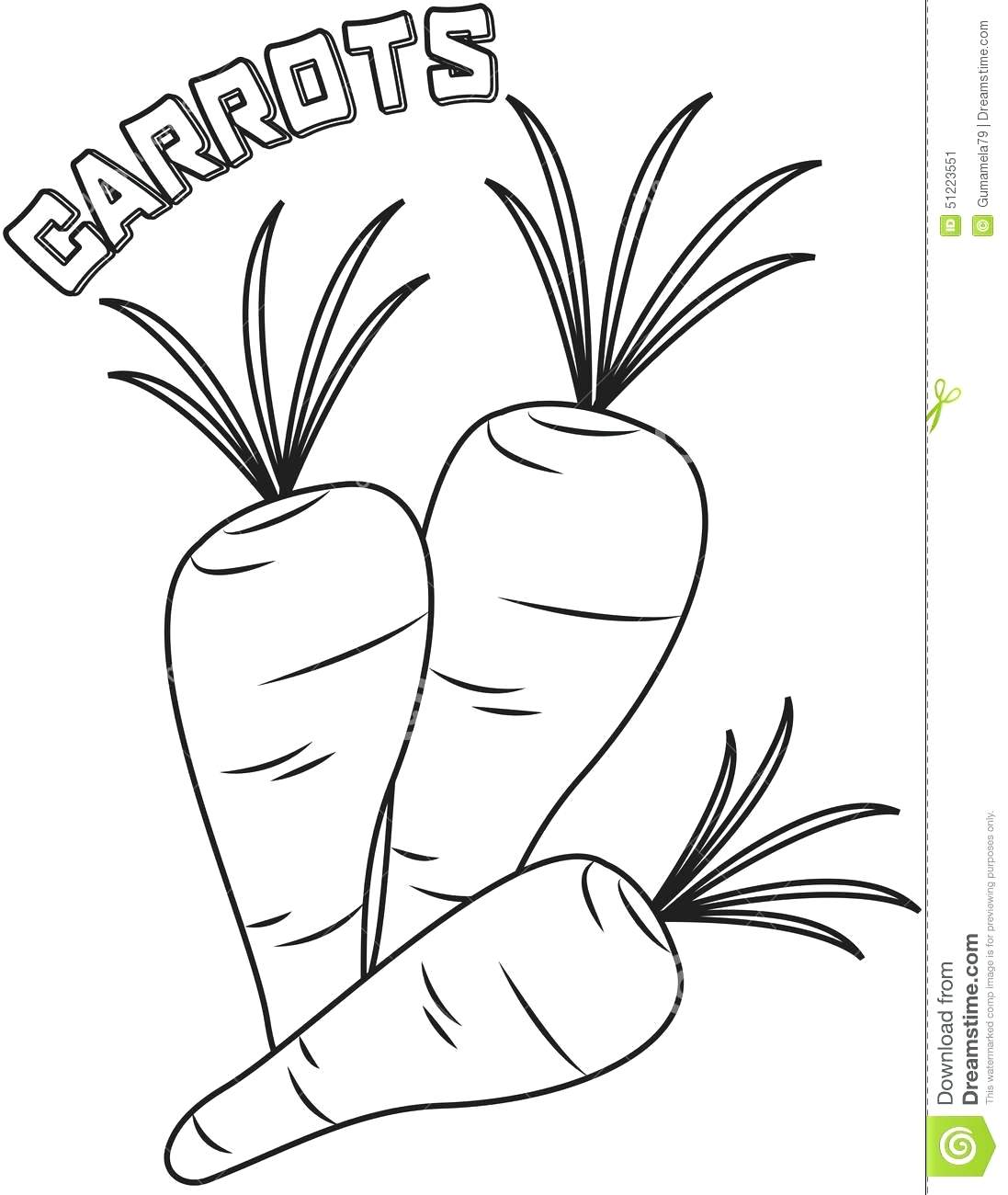 Carrots Drawing at GetDrawings.com | Free for personal use Carrots ...