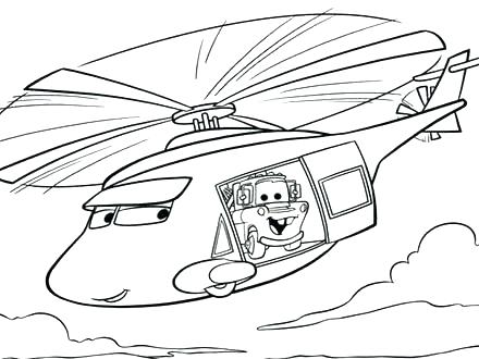 440x330 Elegant Mater Coloring Pages Print Lightning Games Free Of Cars 2