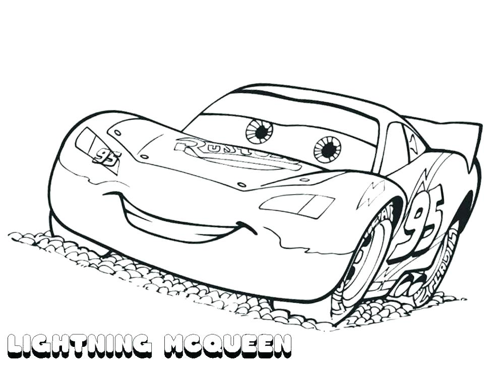 970x728 Color Pages Of Cars Free Cars Coloring Pages Lightning Mcqueen