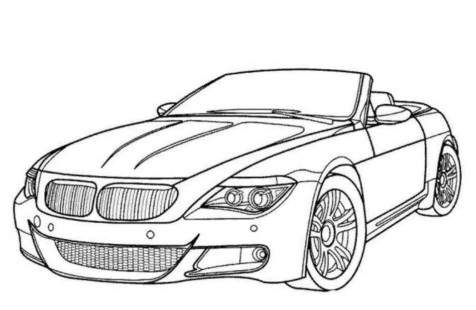 948x618 Drawn Bmw Cartoon