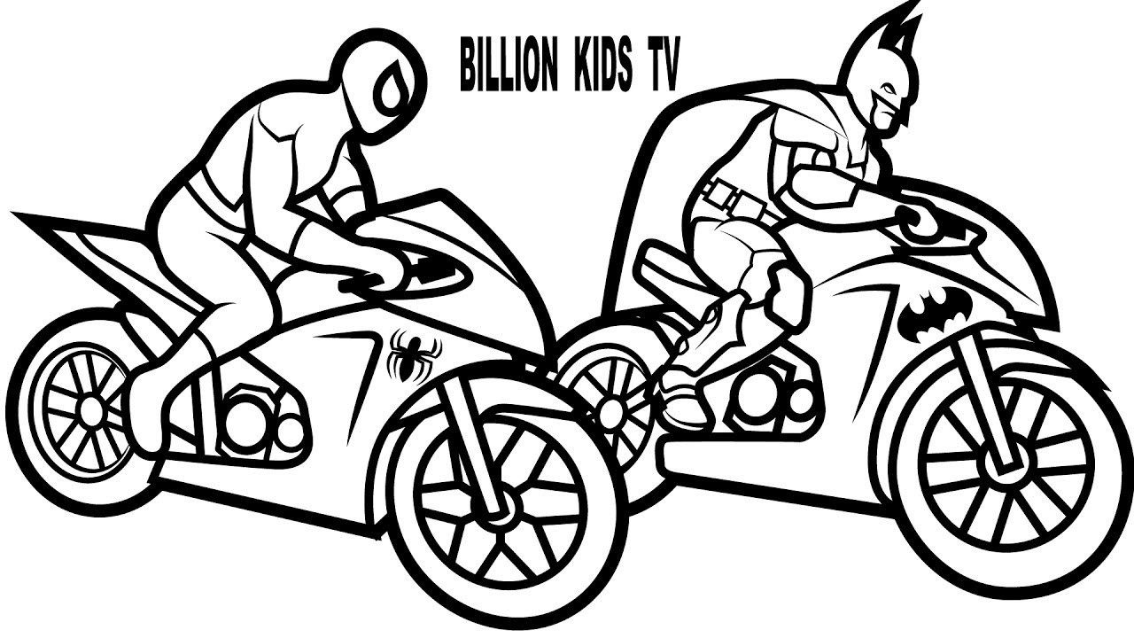 1280x720 Batman Cars Coloring Pages Copy Action Cartoon Batman Coloring