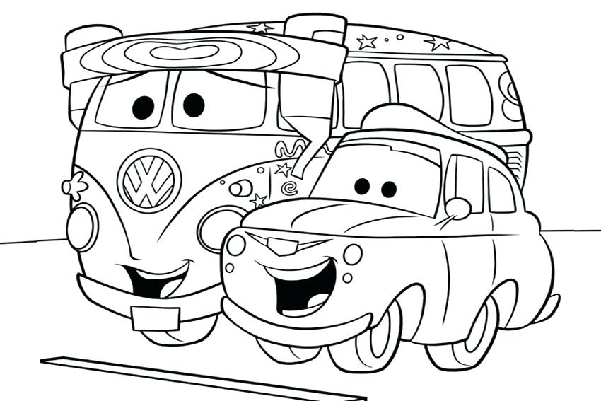 850x567 Free Printable Car Coloring Pages Coloring Page Of Cars Coloring
