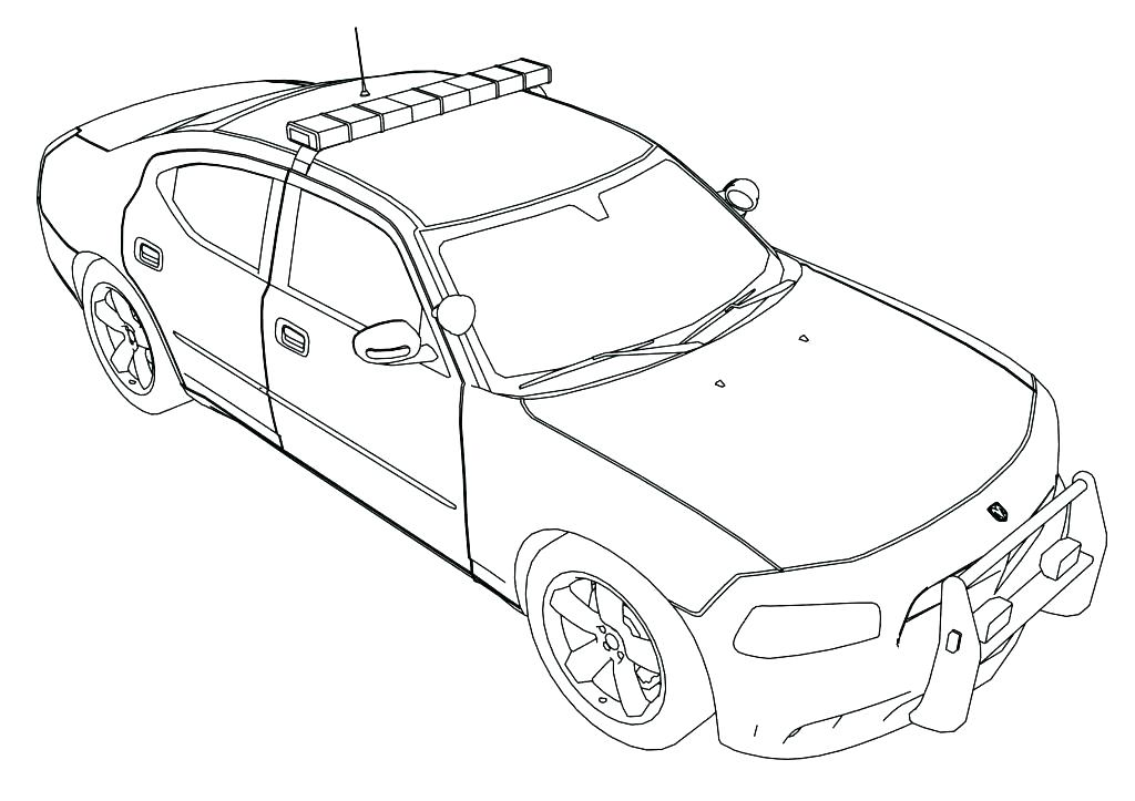 1024x723 Police Cars Coloring Pages Police Cars Coloring Pages For Kid Car