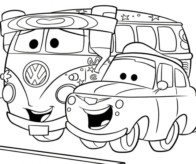 678x567 Car Colouring Book Coloring Page