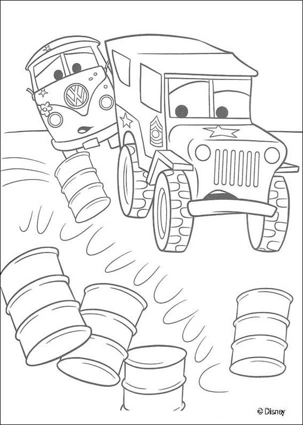 Cars Movie Drawing At GetDrawings