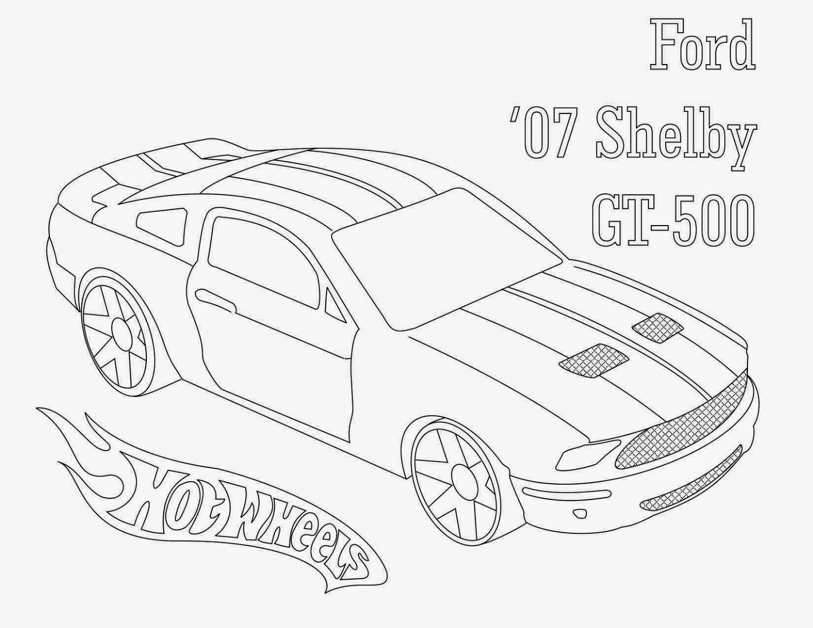 1600x1236 Hot Wheels Cars Coloring Pages