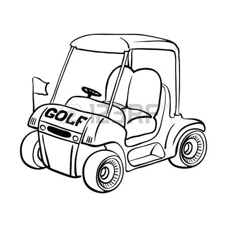 Cart Drawing