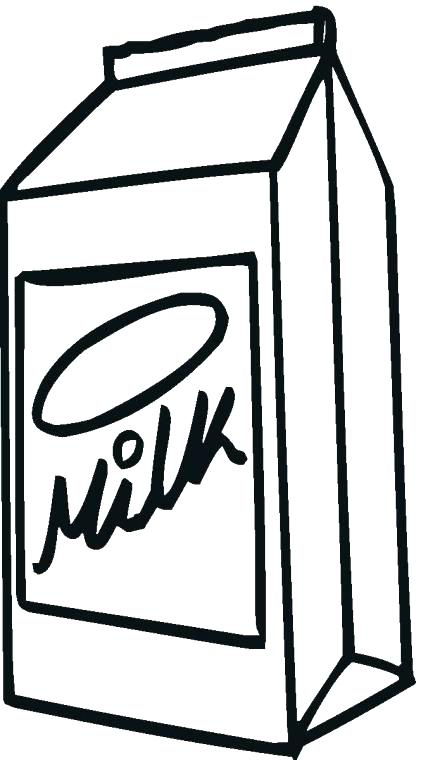 Carton Of Milk Drawing at GetDrawings.com | Free for personal use ...