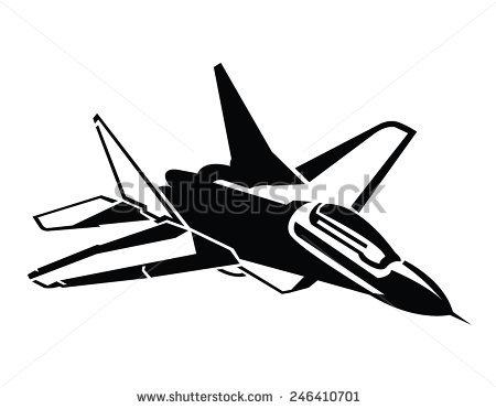450x371 Drawn Jet Cartoon