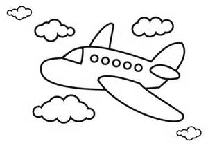 300x211 Easy Airplane Drawing For Kids My New Hobby