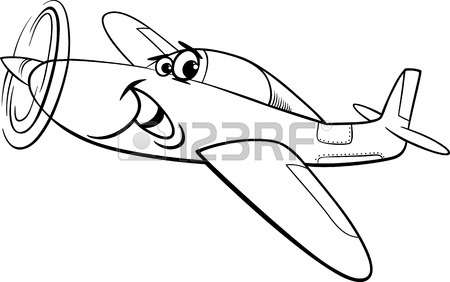 450x282 Airplane Cartoon Stock Photos. Royalty Free Business Images