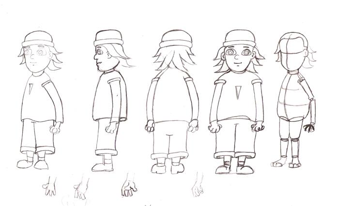 700x426 Drawing Cartoon Character By Findglitt