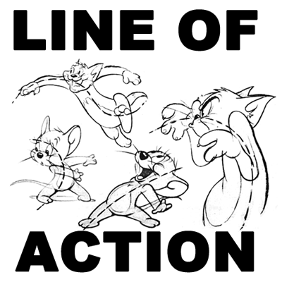 400x400 How To Draw Cartoons In Action For Comics And Animation With Line