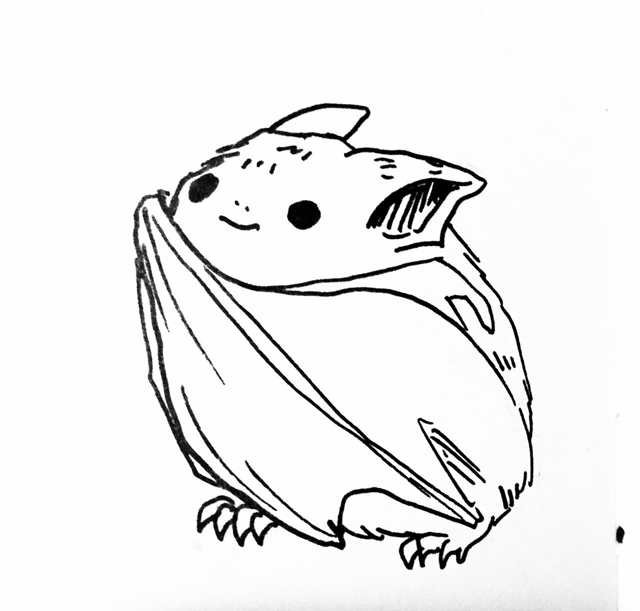 1280x1223 Save The Bats How Could We Not Save Something So Cute Ink