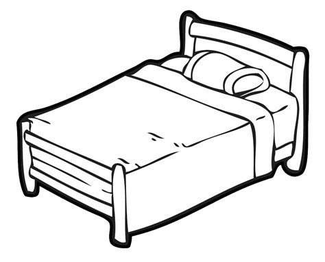 474x382 Bunk Beds Outline Drawing