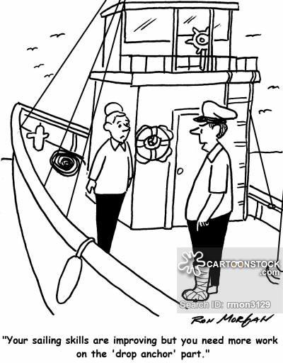 400x512 Boat Equipment Cartoons And Comics