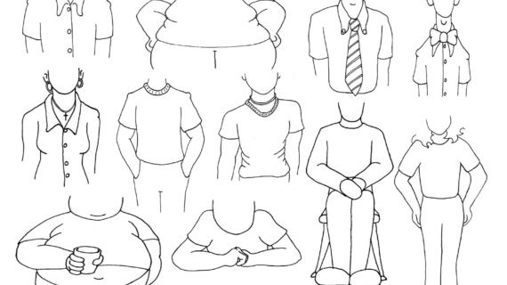 570x320 Drawing Cartoon Bodies