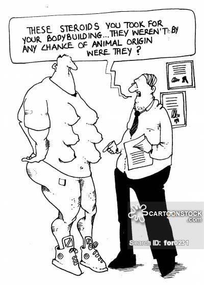 400x557 Body Building Cartoons And Comics