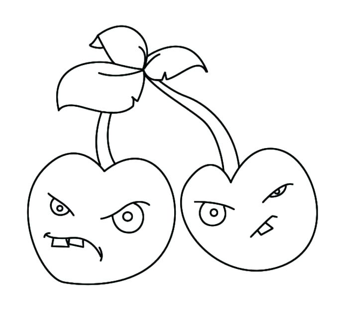 681x646 Here Are Zombie Coloring Pages Pictures Plant Vs Zombie Coloring