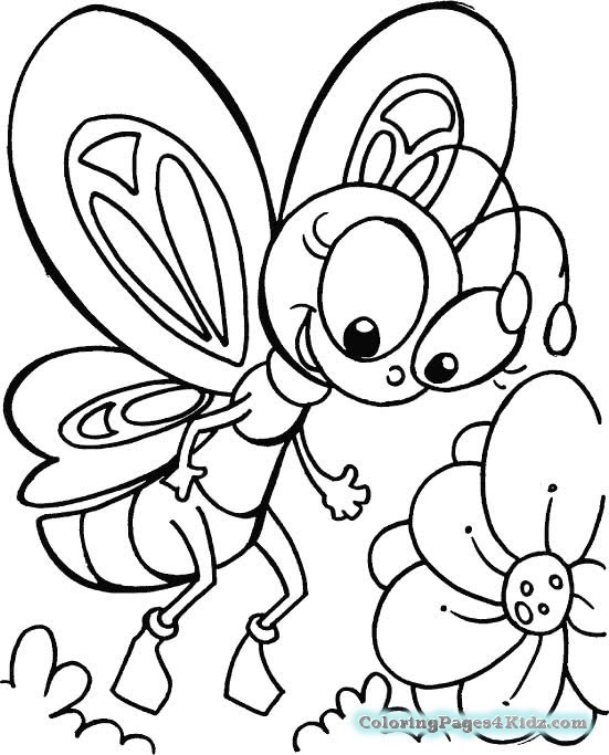 551x683 Unlimited Cartoon Butterfly Coloring Pages 66 Best Butterflies