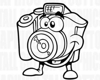 340x270 Cartoon Camera Etsy