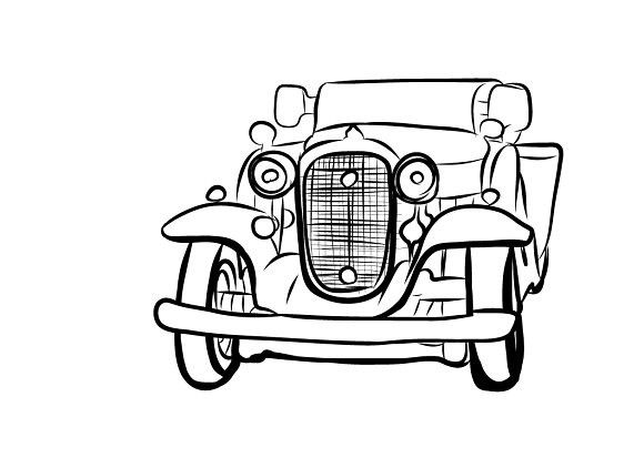 580x422 The Best Drawings Of Cars Ideas On Car Drawings