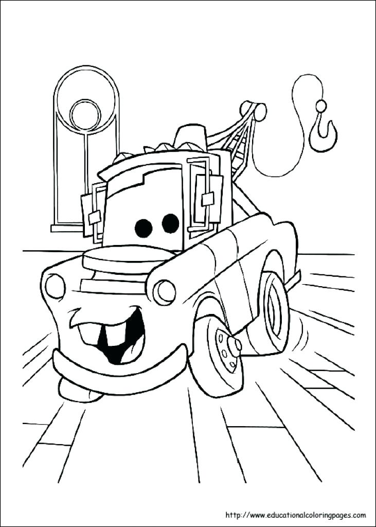 731x1024 Coloring Pages For Kids Cars Omnitutor.co