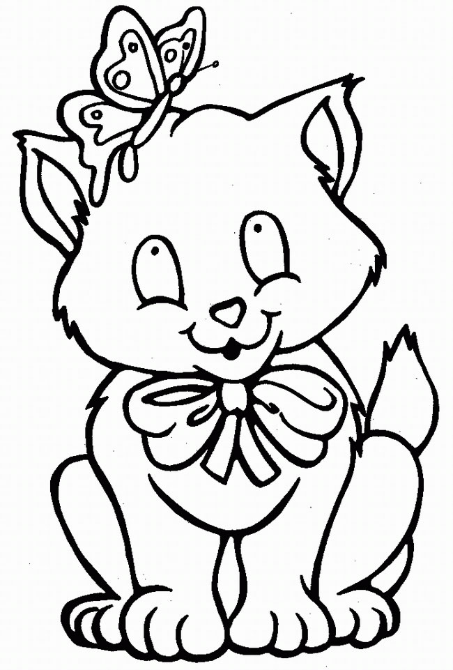 Cartoon Cats Drawing at GetDrawingscom Free for personal use