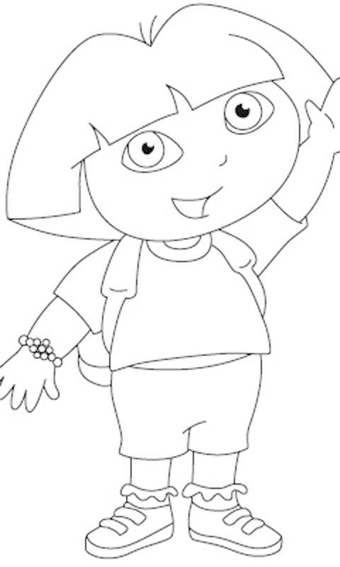 cartoon character drawing at getdrawings com free for personal use
