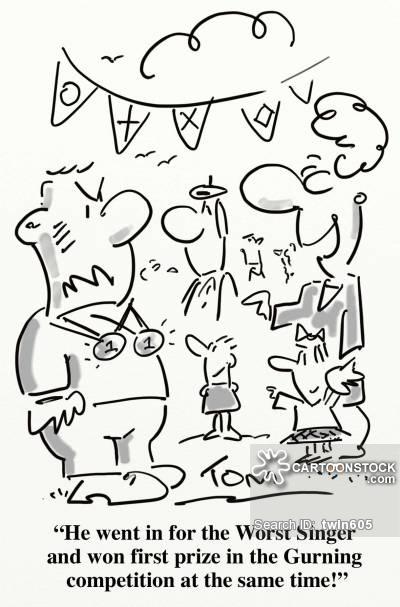 400x607 Church Fete Cartoons And Comics