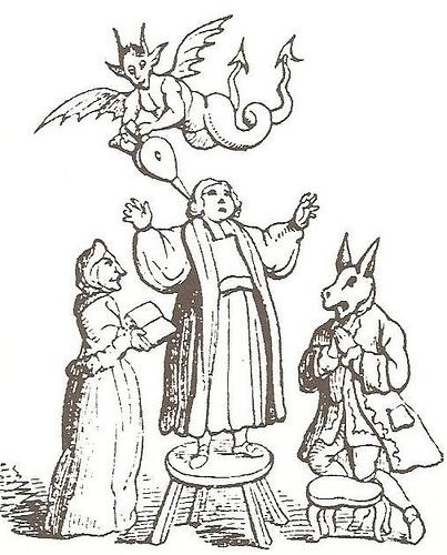 403x500 18th Century Cartoon Church History Review