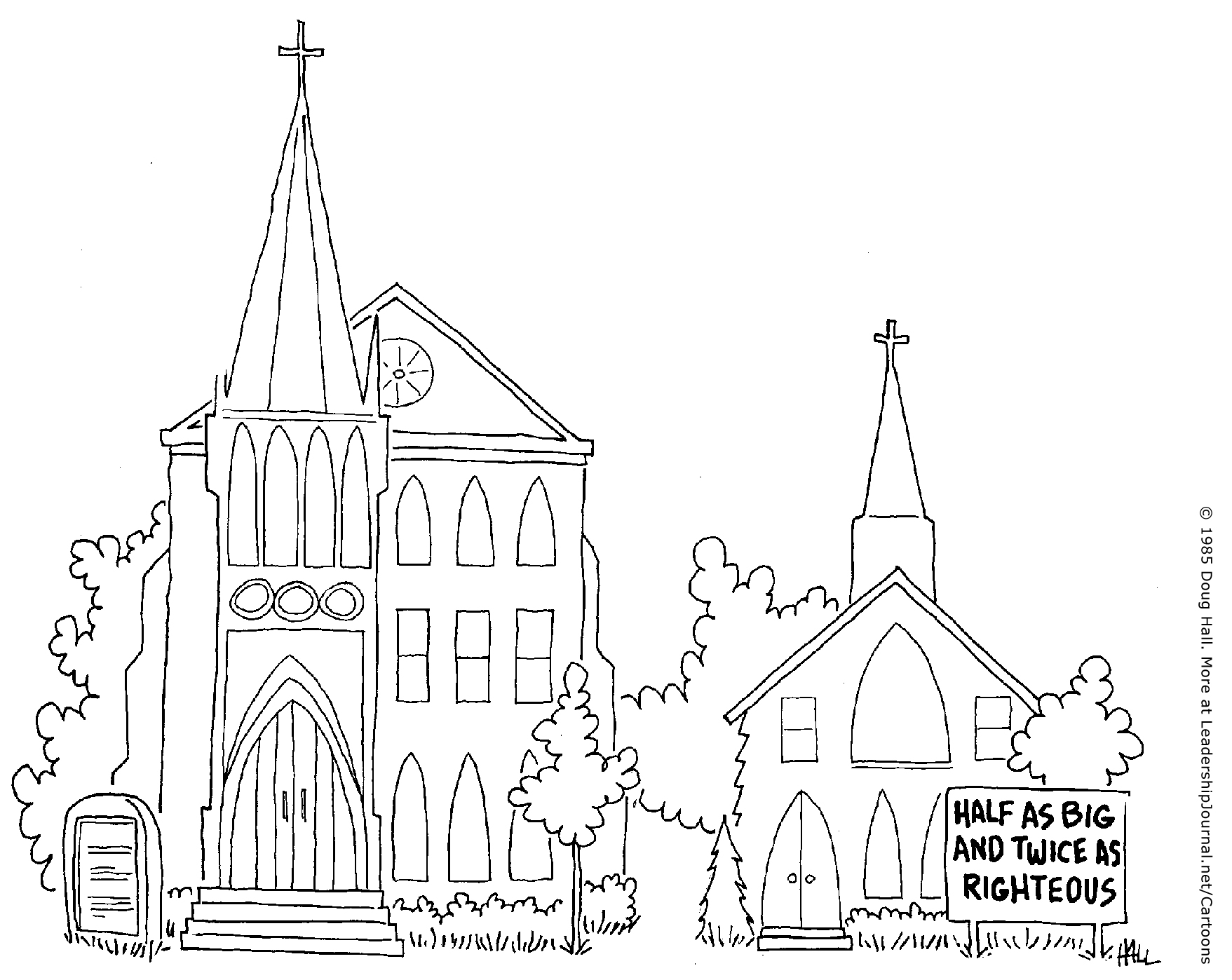 1757x1398 Little, Self Righteous Church Ct Pastors