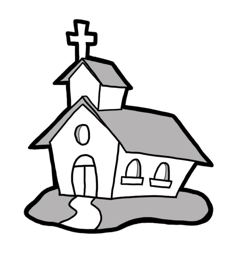 cartoon church drawing at getdrawings com free for personal use rh getdrawings com church building clipart images