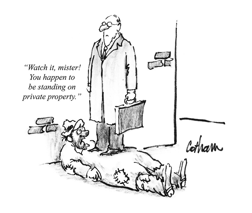 853x720 Cartoons About City Life, Country Life And Society, From Punch
