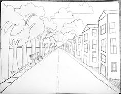 236x183 City Buidling Drawings How To Draw A City Fun Drawing Lessons