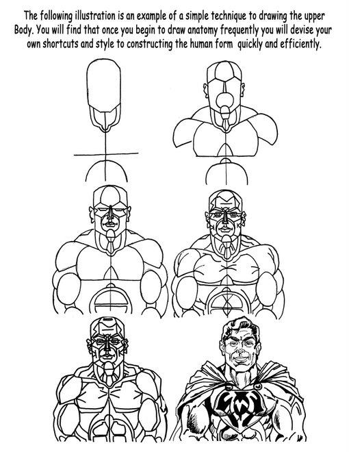 510x660 How To Draw Comics