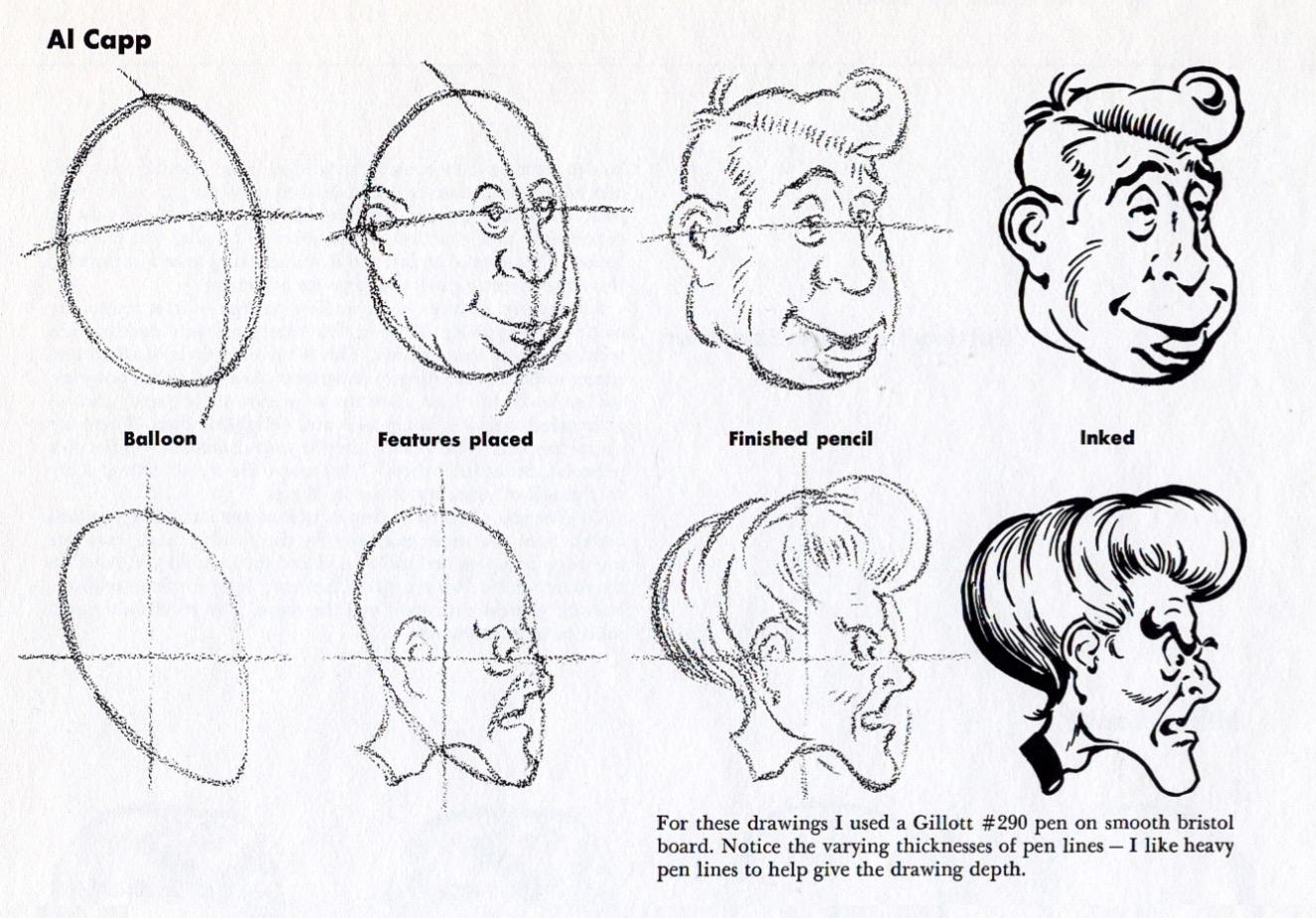 1324x924 Learn To Draw Cartoons Lesson 4