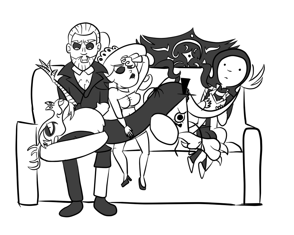 1000x800 Chaos Squad Draw The Squad Know Your Meme