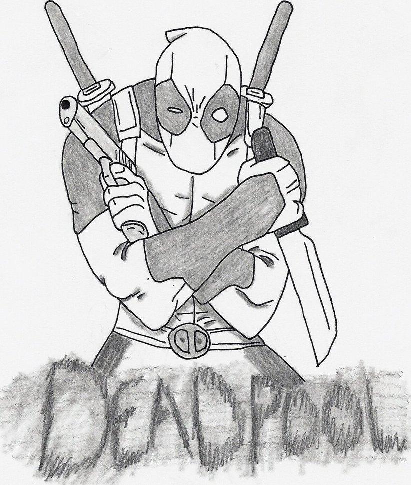 823x971 Deadpool By SniperNoSniping1 On DeviantArt