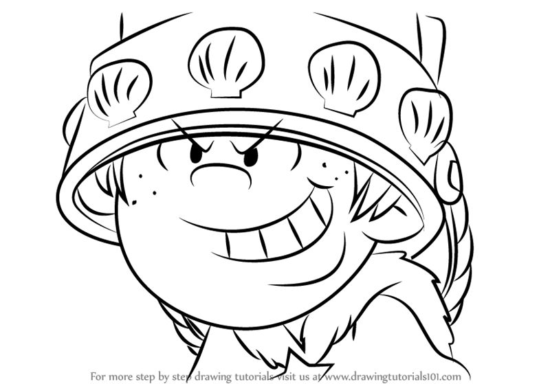 800x559 Learn How To Draw King Sandy From Kids Next Door (Codename Kids