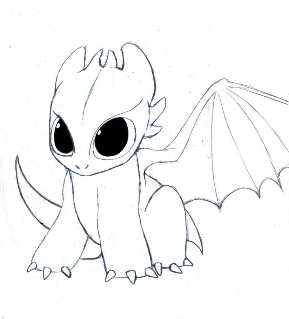 929x1024 Cartoon Drawing Dragon Drawing Dragons Stepstep Dragons Draw
