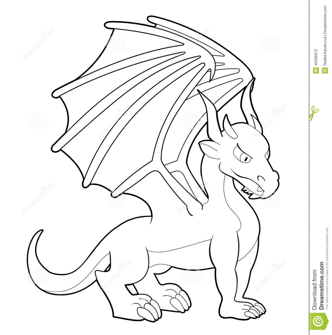 1290x1300 Cartoon Dragon Drawing How To Draw A Flying Dragon, Dragon