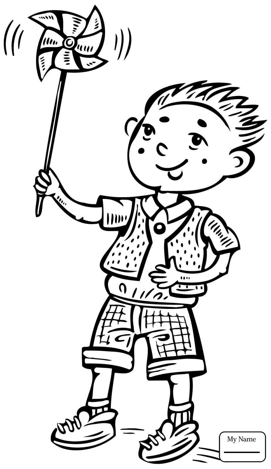 926x1603 Cartoon Boy Playing Yo Yo Boys People Boys Coloring Pages For Kids