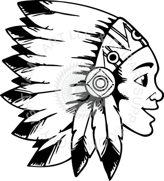 327x361 Indian Cartoon Drawings Indian Warrior Drawing