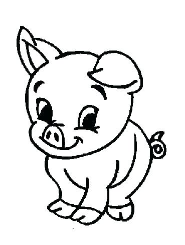 369x490 Printable Farm Coloring Pages Coloring Pages Farm Animals