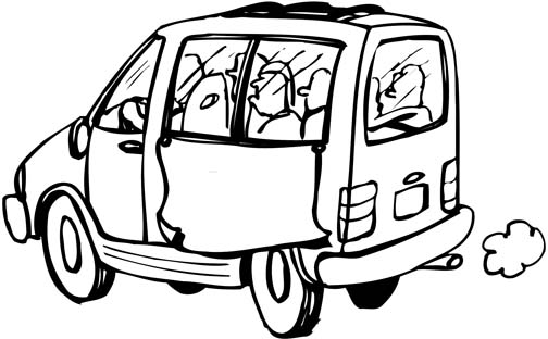 Cartoon Drawing Of Car at GetDrawings.com | Free for personal use ...