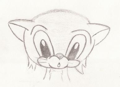 387x281 Cat Cartoon Sketch By Ptstaffard