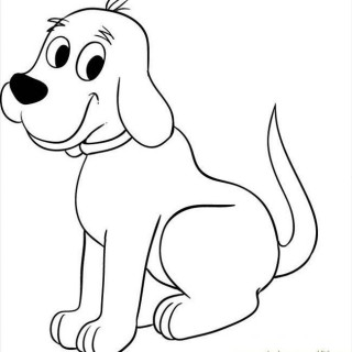 320x320 Tag For Dog Cartoon Drawing How To Draw A Cute Cartoon Beagle