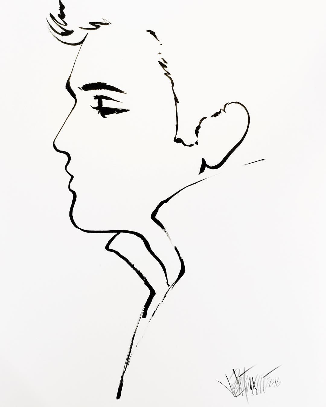 1080x1349 Simply Elvis. What A Perfect Profile Elvis Had. This Is One Of My