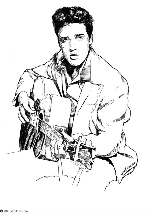 600x857 Drawings Of The King Of Rock Art Drawings, Rock